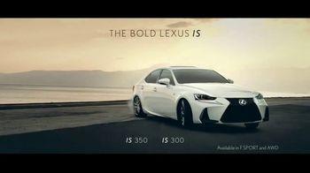 Lexus IS TV Spot, 'Break Away' [T1] - Thumbnail 8