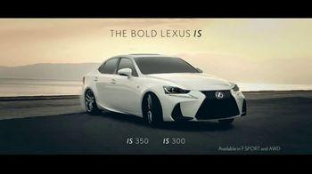 Lexus IS TV Spot, 'Break Away' [T1] - Thumbnail 9