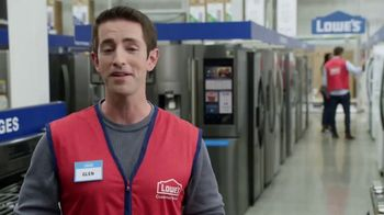 Lowe's TV Spot, 'The Moment: Special Appliances Special Values' - Thumbnail 4
