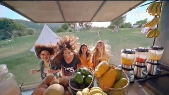 Garnier Fructis 1 Minute Hair Masks TV Spot, 'Un minuto' [Spanish]