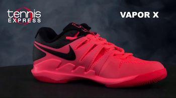 Tennis Express TV Spot, 'Nike Air Zoom Vapor X' - 111 commercial airings