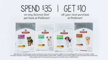PetSmart TV Spot, 'Hill's Science Diet: Scientifically Formulated' - Thumbnail 8
