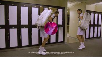 Motorola Moto Z2 Force Edition TV Spot, 'Tennis' Ft. Bob Bryan, Mike Bryan - Thumbnail 10