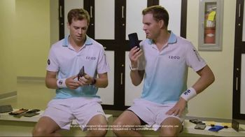 Motorola Moto Z2 Force Edition TV Spot, 'Tennis' Ft. Bob Bryan, Mike Bryan