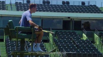 Motorola Moto Z2 Force Edition TV Spot, 'Tennis' Ft. Bob Bryan, Mike Bryan - Thumbnail 6