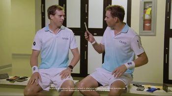 Motorola Moto Z2 Force Edition TV Spot, 'Tennis' Ft. Bob Bryan, Mike Bryan - Thumbnail 7