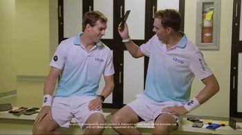 Motorola Moto Z2 Force Edition TV Spot, 'Tennis' Ft. Bob Bryan, Mike Bryan - Thumbnail 8