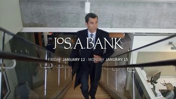 JoS. A. Bank TV Spot, 'Save on Clearance' - Thumbnail 1