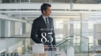 JoS. A. Bank TV Spot, 'Save on Clearance'