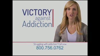 The Addiction Network TV Spot, \'Victory Against Addiction\'