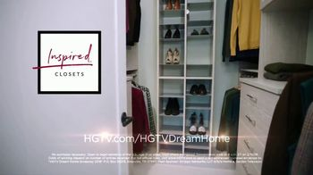 2018 HGTV Dream Home Giveaway TV Spot, 'Functional and Beautiful Spaces'