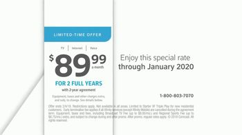 XFINITY TV, Internet and Voice TV Spot, 'Get More: Free Upgrade' - Thumbnail 8