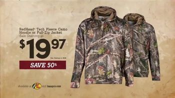 Bass Pro Shops Bring in the New Sale TV Spot, 'Camo Jackets and Smokers' - Thumbnail 6