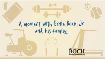 Boch Family Foundation TV Spot, 'Healthy Family' - Thumbnail 1