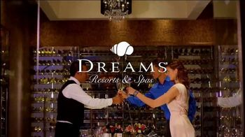 Apple Vacations Great Winter Event TV Spot, 'All-Inclusive: Dreams Resort' - Thumbnail 6