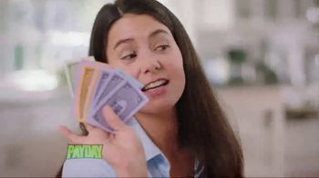 Pay Day TV Spot, 'Can You Hold on to Your Cash' - Thumbnail 6