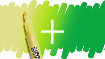 Blendy Pens TV Spot, 'Twist to Create Color Fusion' - Thumbnail 2