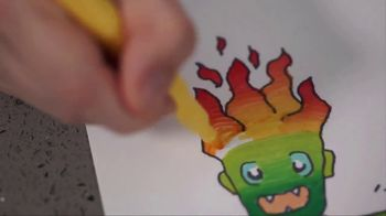 Blendy Pens TV Spot, 'Twist to Create Color Fusion'