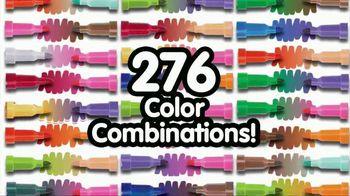 Blendy Pens TV Spot, 'Twist to Create Color Fusion' - Thumbnail 5