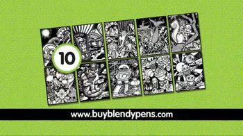Blendy Pens TV Spot, 'Twist to Create Color Fusion' - Thumbnail 6