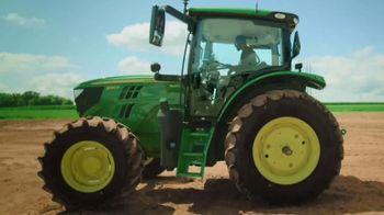 Land O'Lakes Farm Bowl TV Spot, 'Cute Tractor' Feat. Greg Jennings - Thumbnail 1