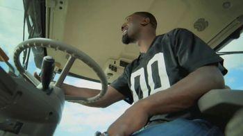 Land O'Lakes Farm Bowl TV Spot, 'Cute Tractor' Feat. Greg Jennings - Thumbnail 3
