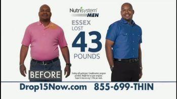 Nutrisystem for Men TV Spot, 'Get With the Program'