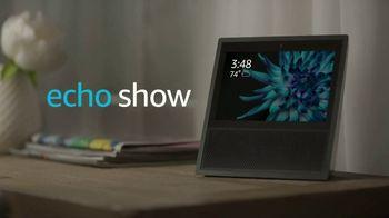 Amazon Echo Show TV Spot, 'Alexa Moments: Timer Out' - Thumbnail 2
