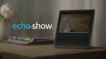 Amazon Echo Show TV Spot, 'Alexa Moments: Timer Out' - Thumbnail 4