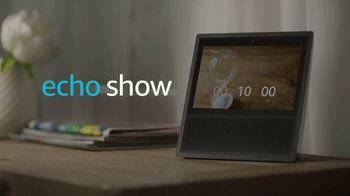 Amazon Echo Show TV Spot, 'Alexa Moments: Timer Out' - Thumbnail 5