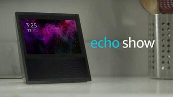 Amazon Echo Show TV Spot, 'Alexa Moments: Baby Camera' - Thumbnail 2