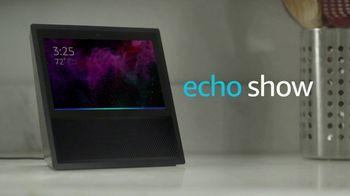 Amazon Echo Show TV Spot, 'Alexa Moments: Baby Camera' - Thumbnail 3