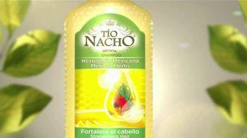 Tío Nacho Mexican Herbs TV Spot, 'Tu cabello se siente vivo' [Spanish] - Thumbnail 2
