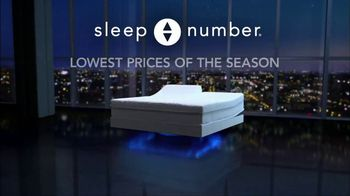 Sleep Number Lowest Prices of the Season TV Spot, 'Lie Down for This'