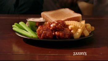 Zaxby's Boneless Wings Meal TV Spot, 'Respect' - 56 commercial airings