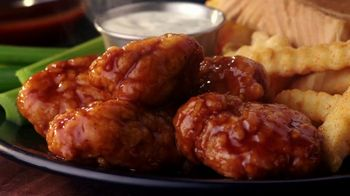 Zaxby's Boneless Wings Meal TV Spot, 'Popularity' - 64 commercial airings