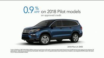 2018 Honda Pilot LX TV Spot, 'Hardware Store' [T2] - Thumbnail 8
