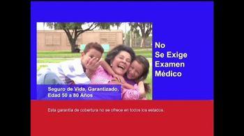 National Media Connection TV Spot, 'Seguro de vida garantizado' [Spanish]