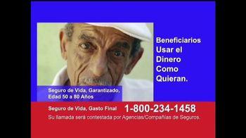National Media Connection TV Spot, 'Seguro de vida garantizado' [Spanish] - Thumbnail 8