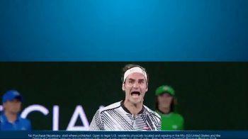 Tennis Channel TV Spot, 'Racquet Bracket: 2018 Australian Open Contest' - Thumbnail 9