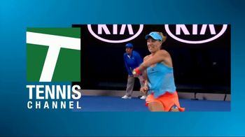 Tennis Channel TV Spot, 'Racquet Bracket: 2018 Australian Open Contest'