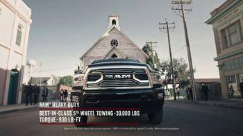 Ram Trucks TV Spot, 'Anthem: Determination' [T2] - 1 commercial airings