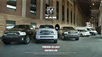 Ram Trucks TV Spot, 'Anthem: Determination' [T2] - Thumbnail 8