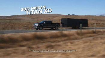 2017 Nissan Titan XD TV Spot, 'Tackle Big Jobs' [T2] - Thumbnail 2
