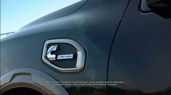 2017 Nissan Titan XD TV Spot, 'Tackle Big Jobs' [T2] - Thumbnail 3