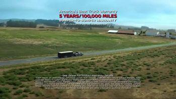 2017 Nissan Titan XD TV Spot, 'Tackle Big Jobs' [T2] - Thumbnail 5