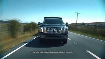 2017 Nissan Titan XD TV Spot, 'Tackle Big Jobs' [T2] - Thumbnail 7