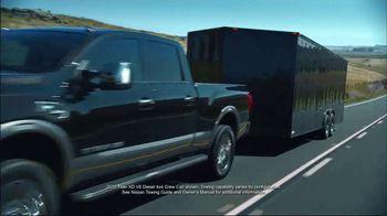 2017 Nissan Titan XD TV Spot, 'Tackle Big Jobs' [T2] - Thumbnail 8