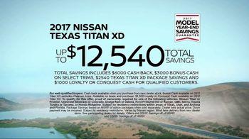 2017 Nissan Titan XD TV Spot, 'Tackle Big Jobs' [T2] - Thumbnail 9
