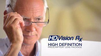 HD Vision Rx TV Spot, 'Lens Enhancements'
